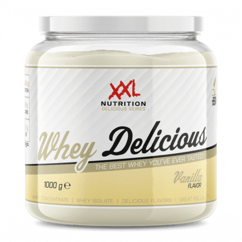 Whey Delicious van XXL Nutriton