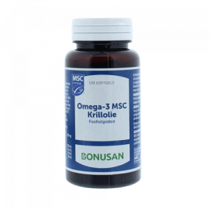 Bonusan Omega-3 MSC Krillolie