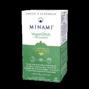 Minami VeganDHA Omega 3